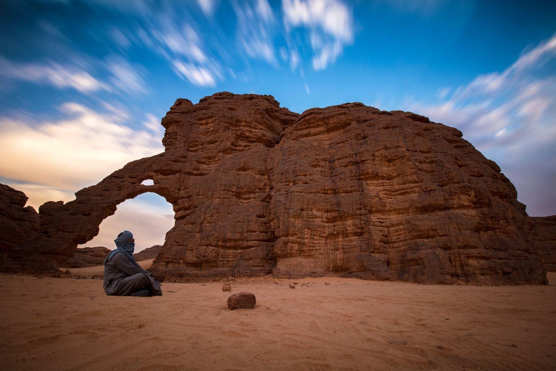 A la découverte du Sahara algérien: Tassili N'Ajjer, Mars sur Terre.