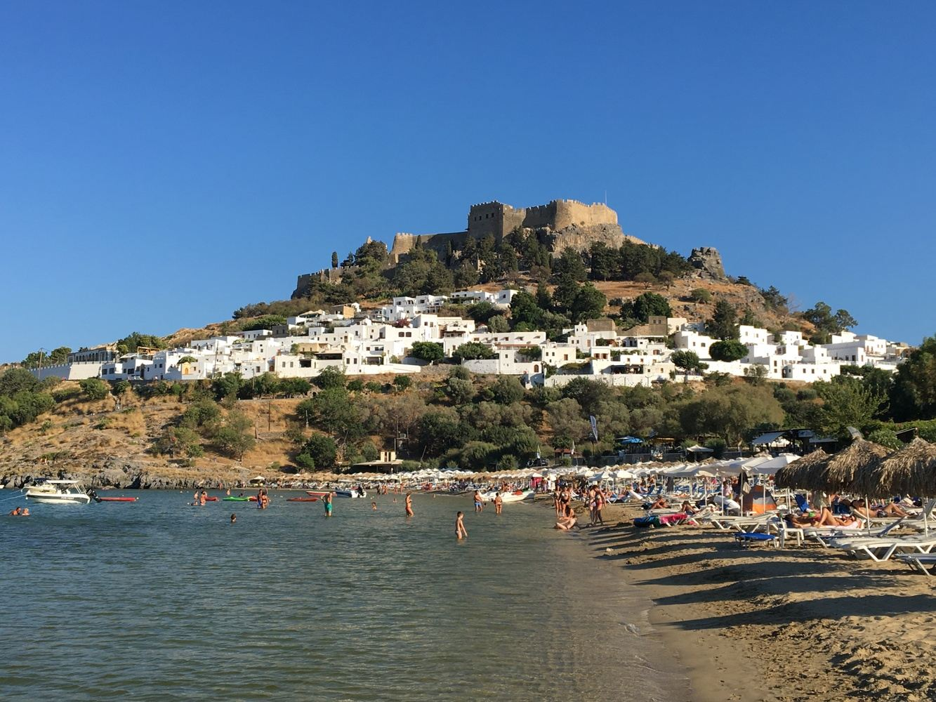 Yoga, Beaches, Yachting & More in Magical Greece