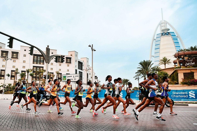 DUBAI RUNCATION 2020
