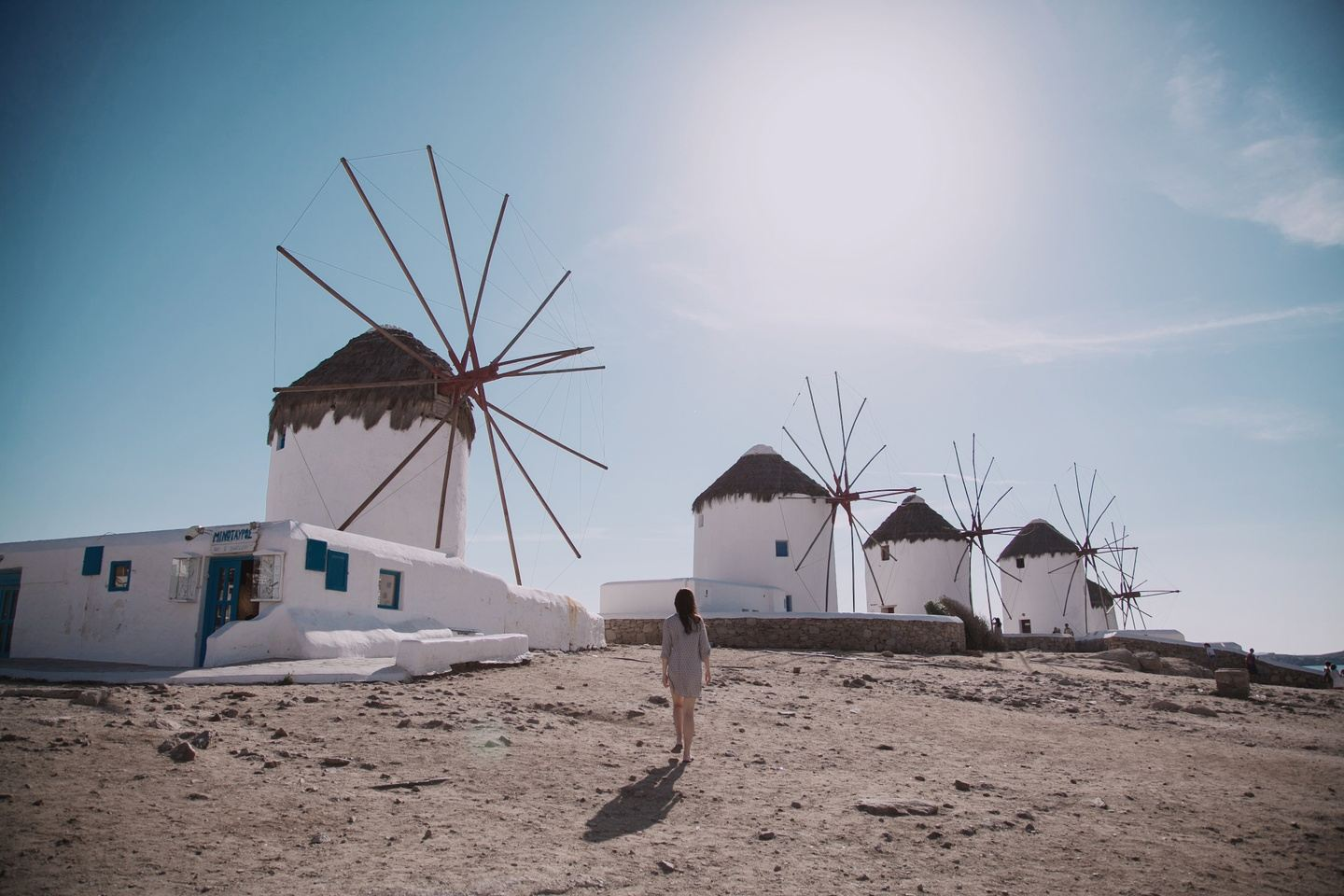 The Mediterranean retreat! Find your bliss and balance in Mykonos !