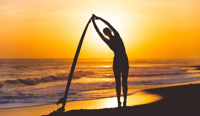 Surf & Yoga Vacation  in Chiapas, Mexico
