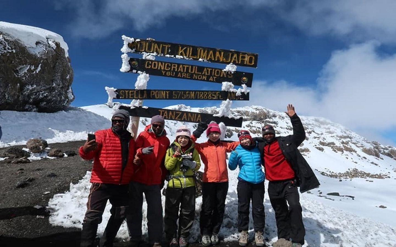 Marangu Route Six (6) Days