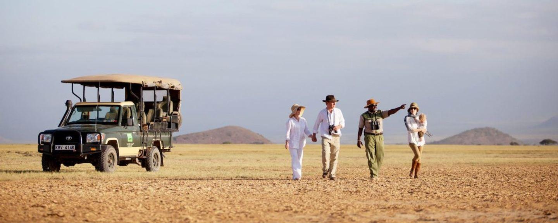 Amboseli Safari 3 days by air