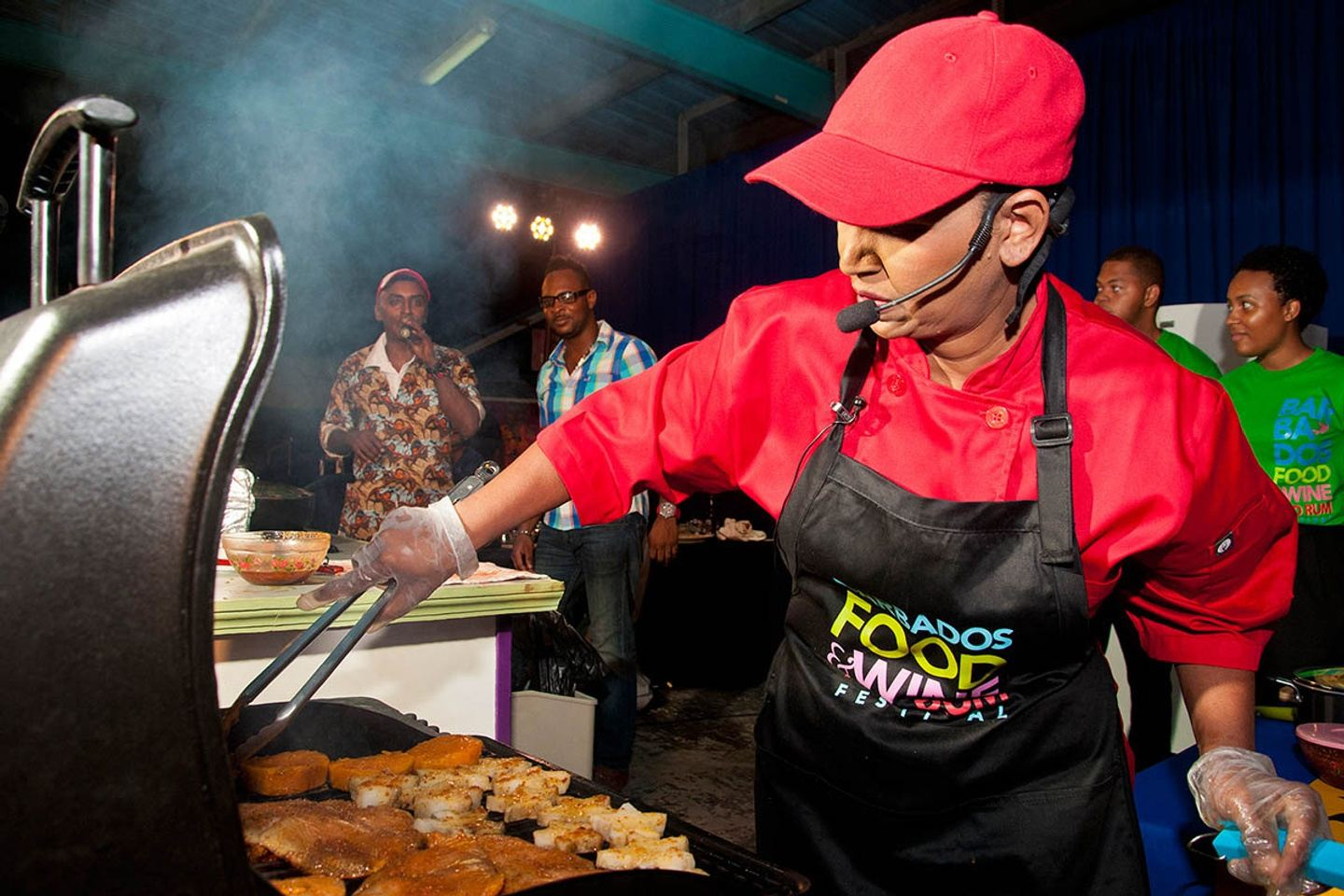 Barbados rum and food festival 2017