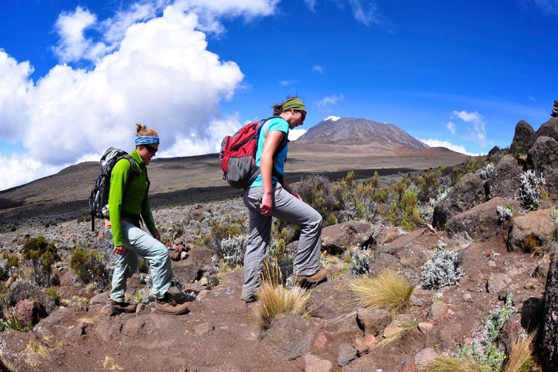 Marangu Route Five (5) Days-Kilimanjaro hiking