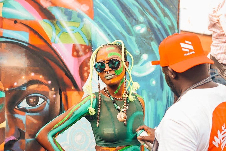 Ghana's  Chale Wote Festival