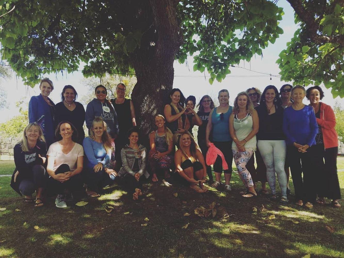 Joy of Transformation: Yoga & Acupressure Retreat
