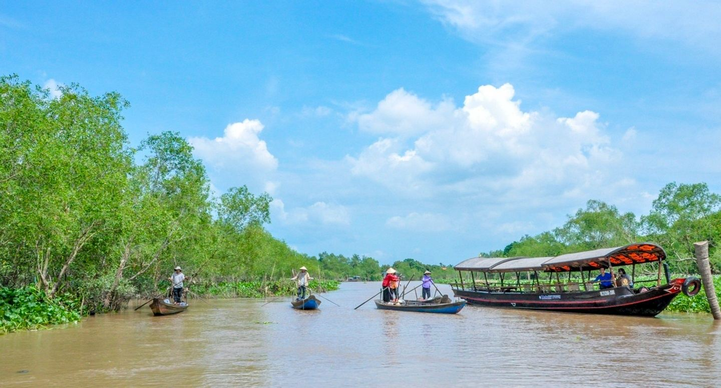 What to see in Mekong Delta Vietnam