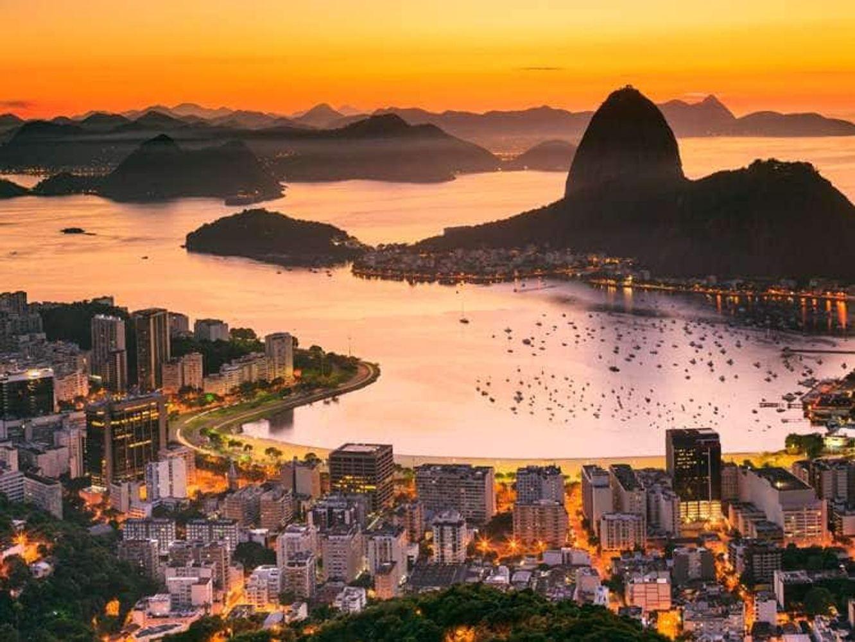 """Cidade Maravilhosa"" Brazil"