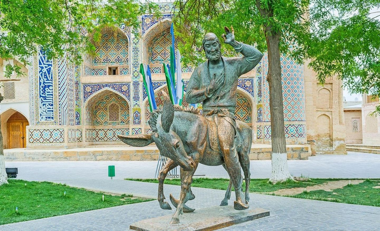 Uzbek culture and heritage tour