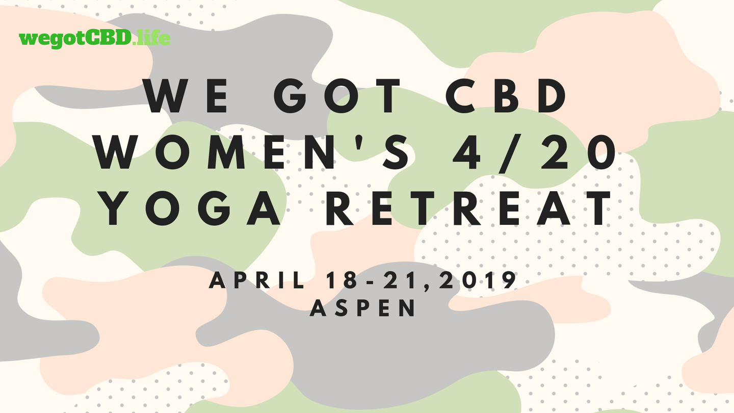 WOMEN'S 4/20 YOGA RETREAT