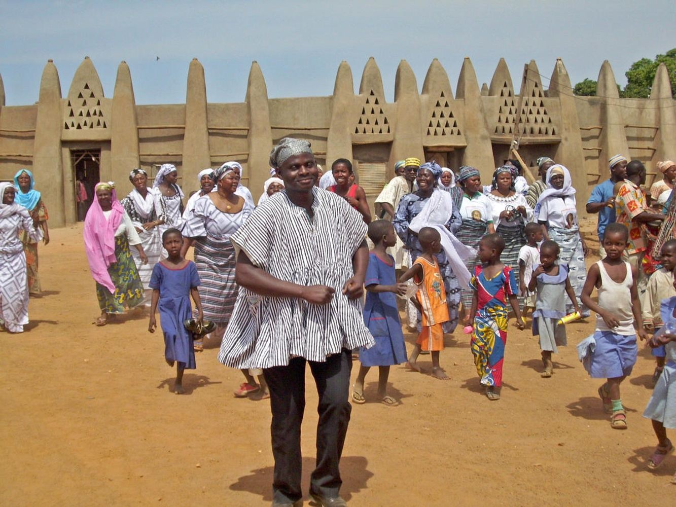 Holiday this Christmas in Northern Ghana