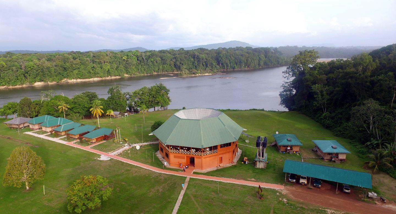 Kaieteur Falls & Iwokrama Day tour