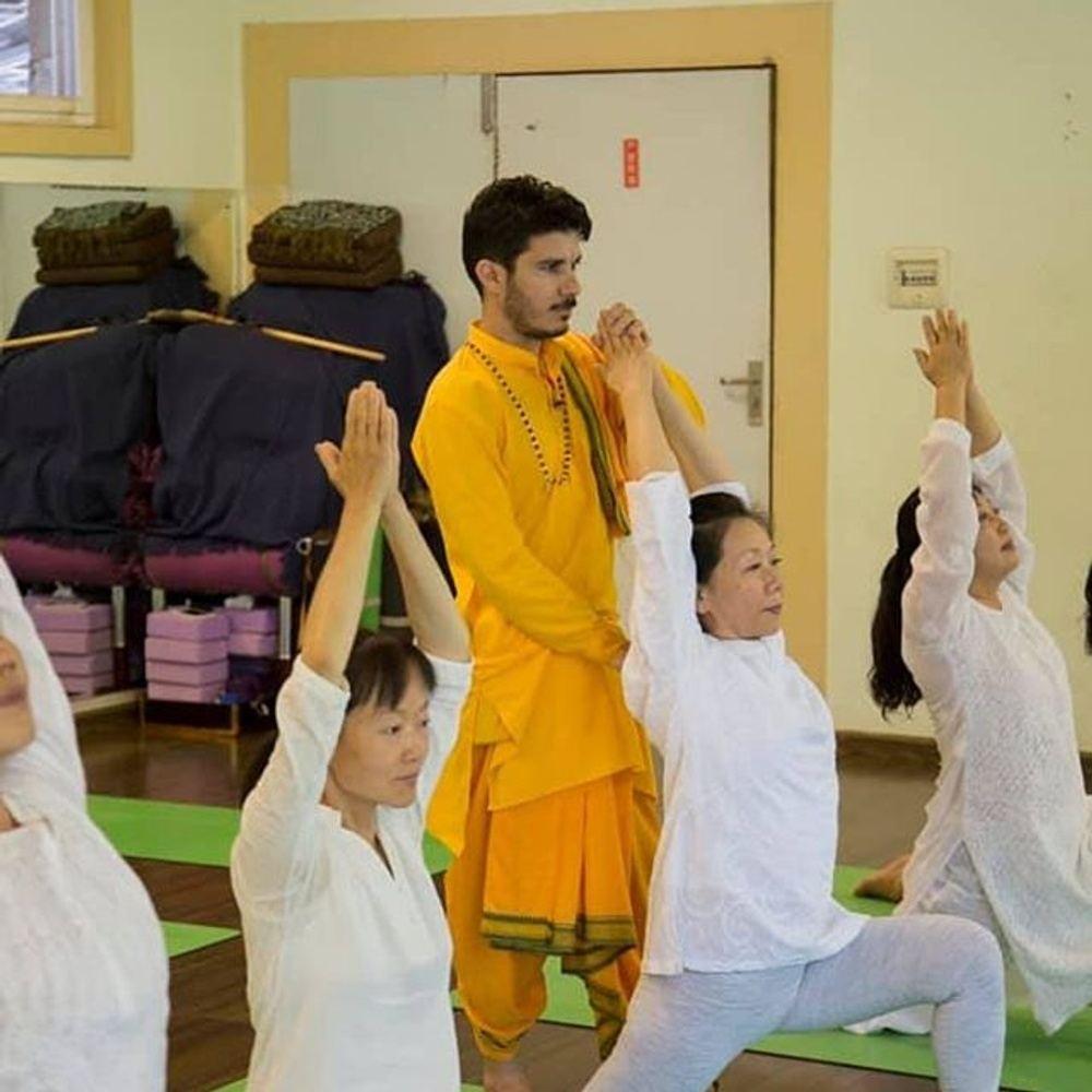 200 Hours Yoga Teacher Training, Rishikesh, India