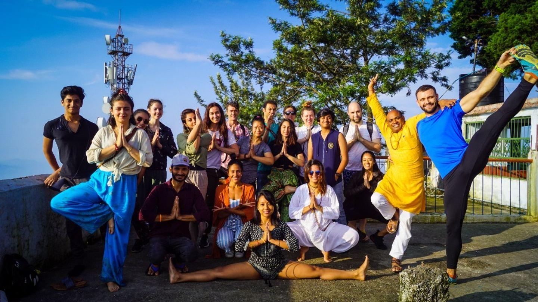 200-hour Ashtanga & Vinyasa Yoga Teacher Training in Rishikesh