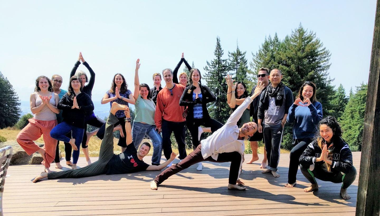 Power of Love Fall Yoga Retreat