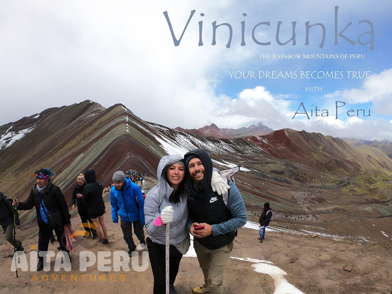 Cusco - machupicchu - Montaña Arcoíris en 5 Días -GRUPAL pago link
