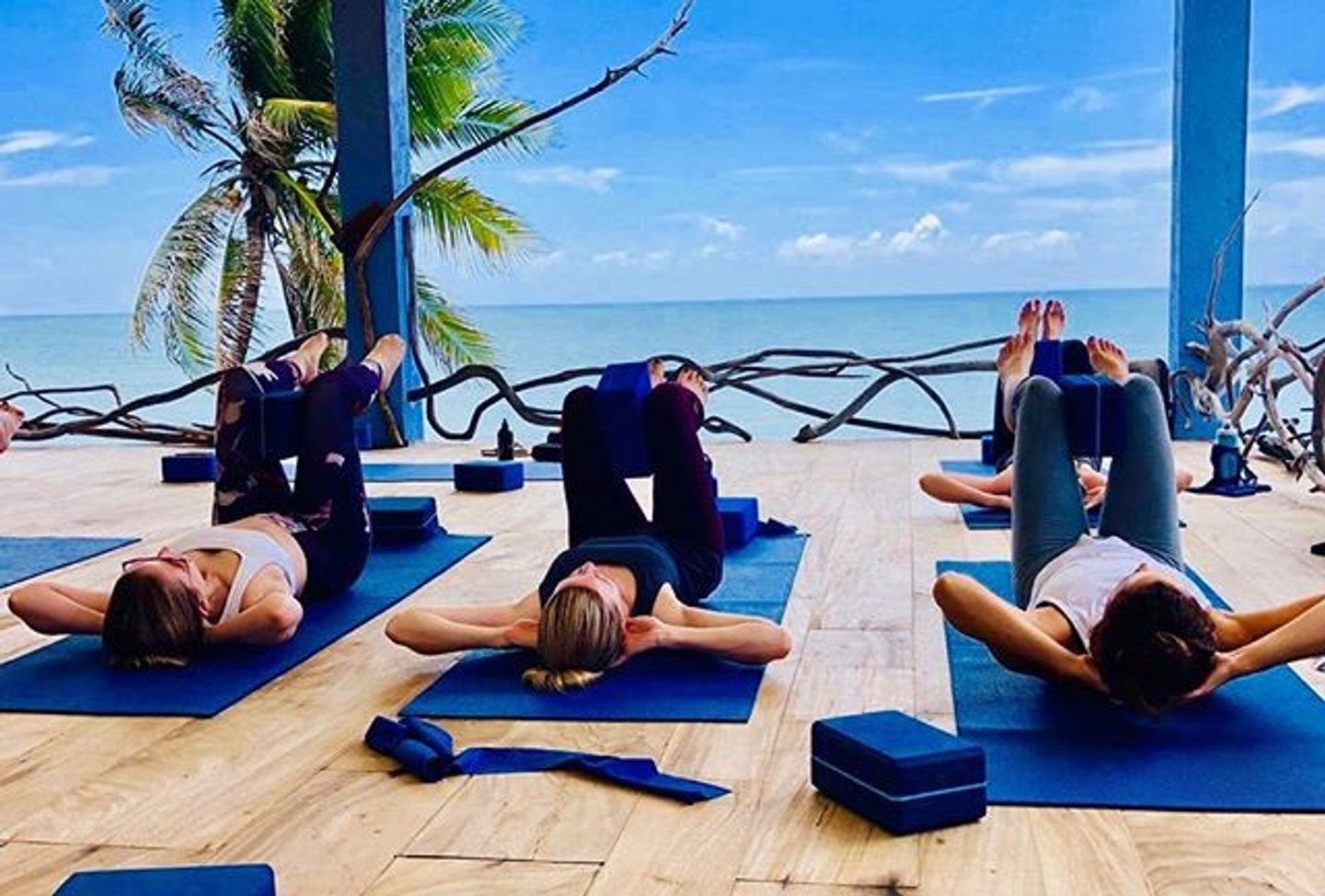 Retreat to Bliss: Yoga, Pilates, Meditation and More