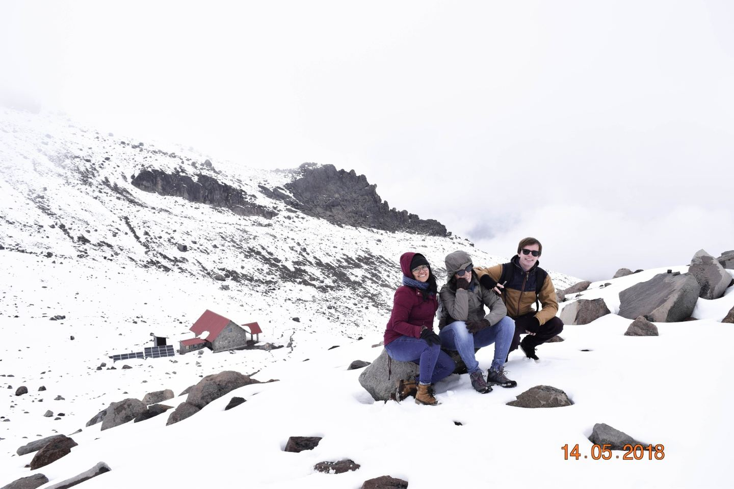 Full Day Chimborazo until 5100 msnm