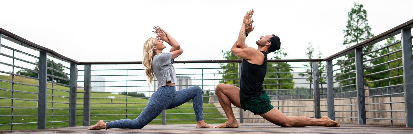 Keep It Cute: a Yoga Retreat with Gustavo and Zoe