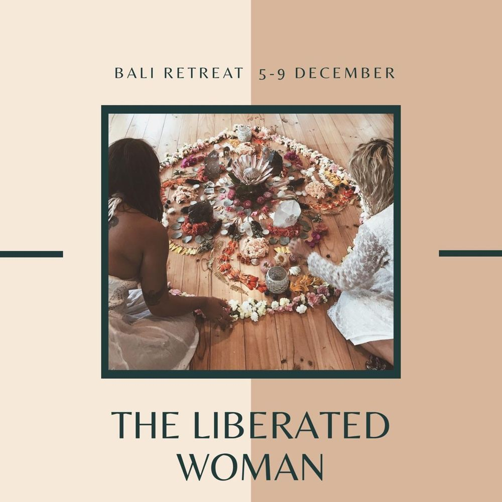 The Liberated Woman Retreat