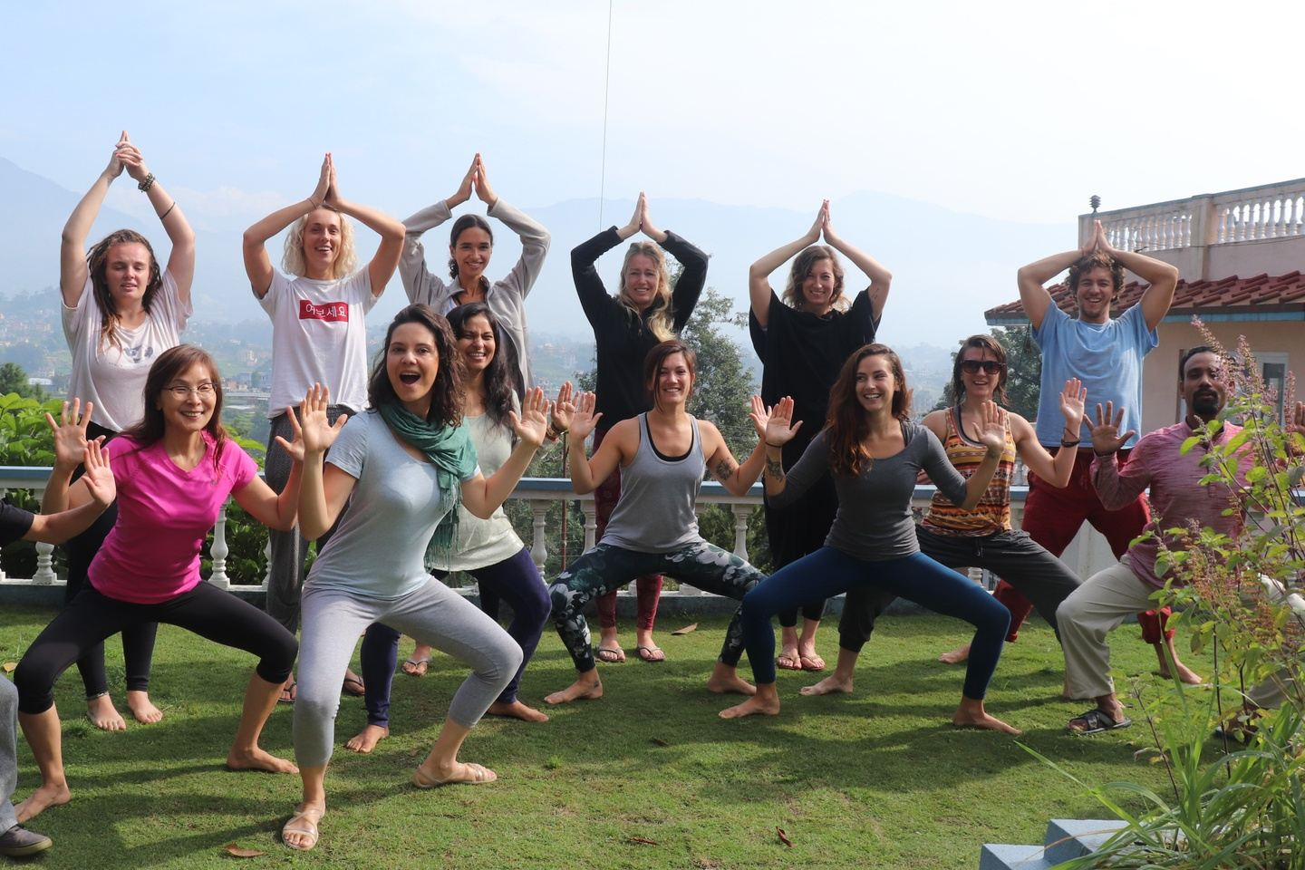 500 Hours Certified and Advanced Yoga Teacher Training in Nepal