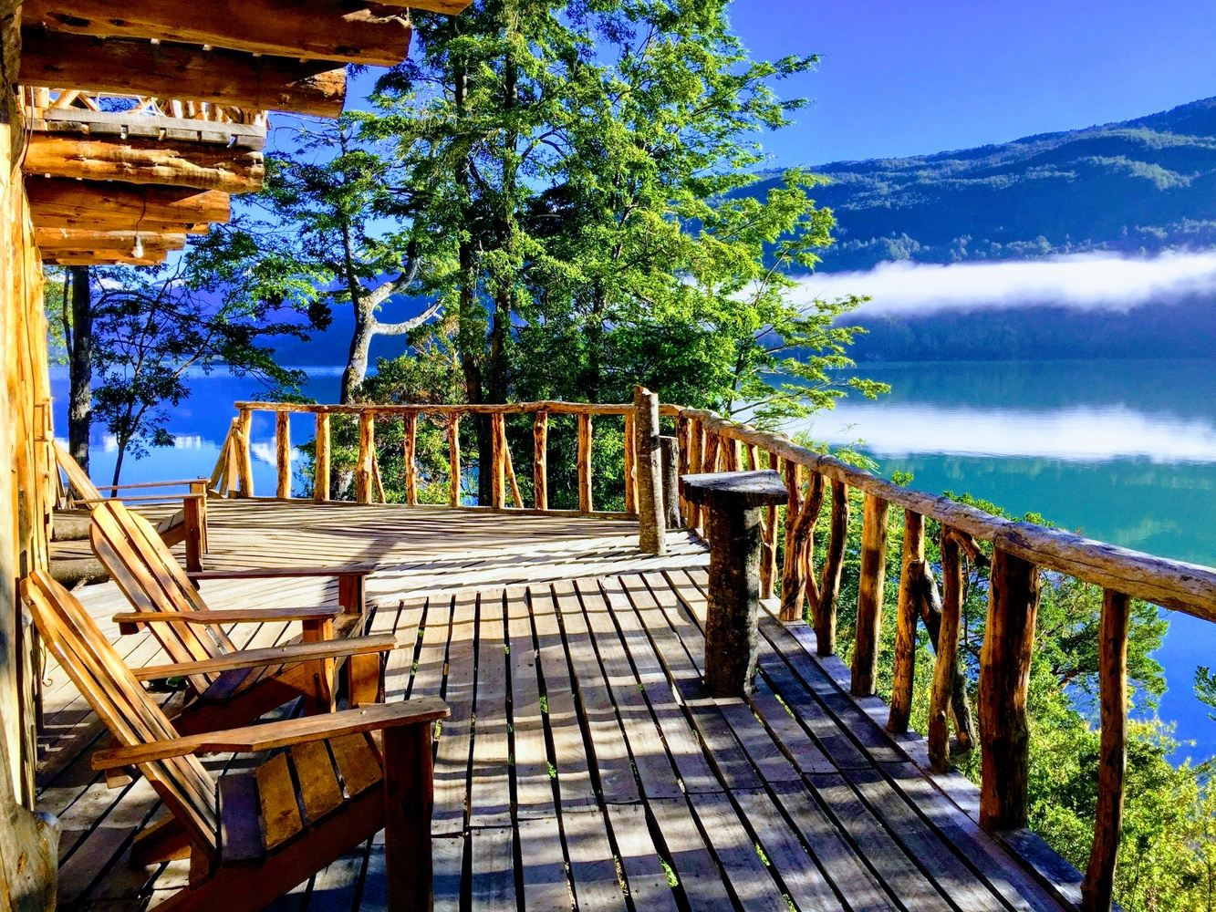 ALMA Patagonia Lodge Room Booking
