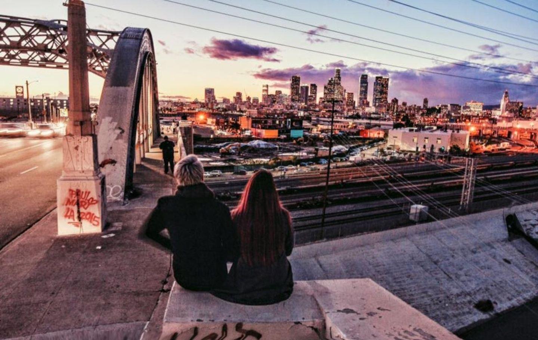 Los Angeles urban art tour