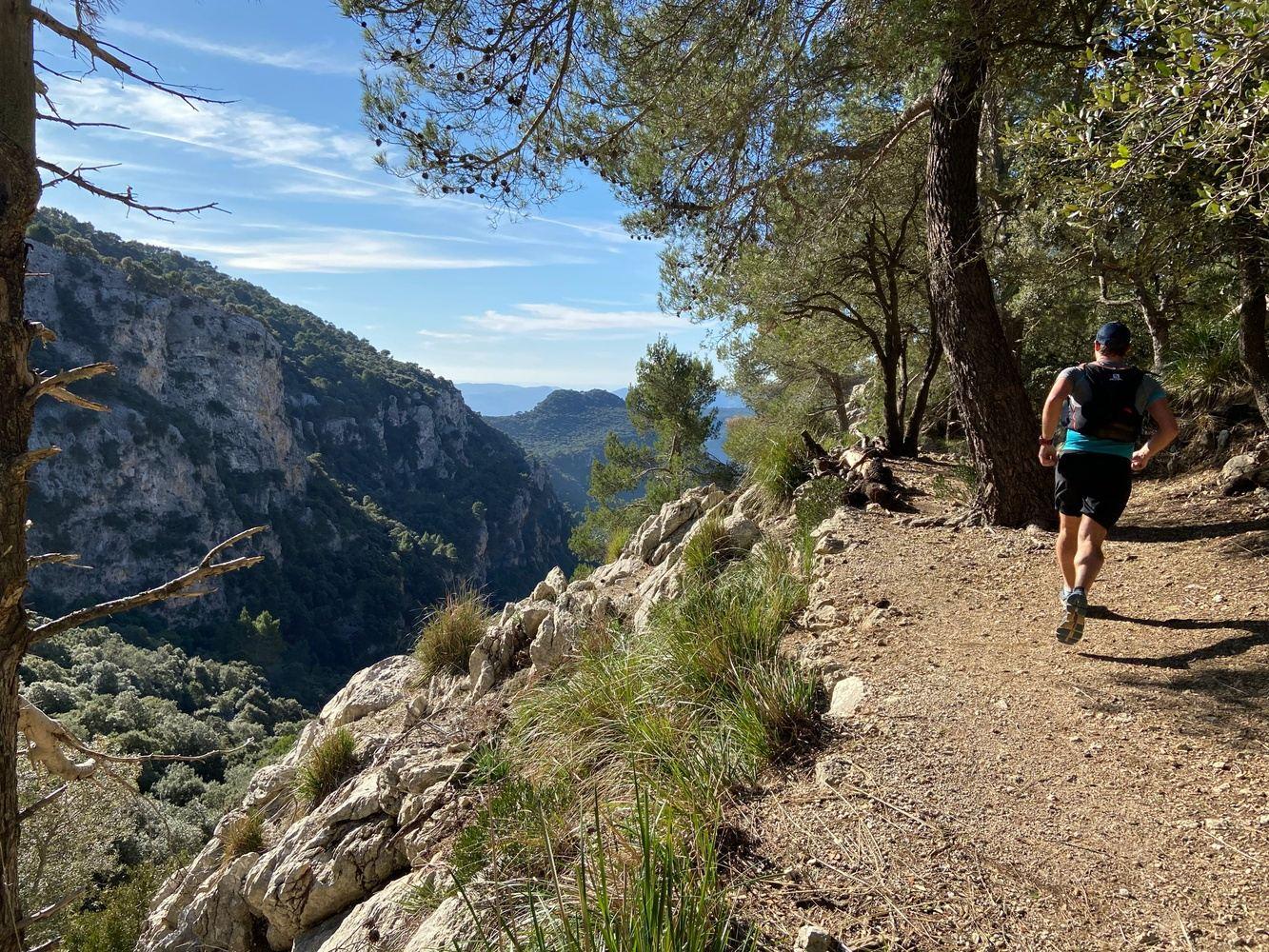 Trail Run Mallorca: Crossing the Tramuntana