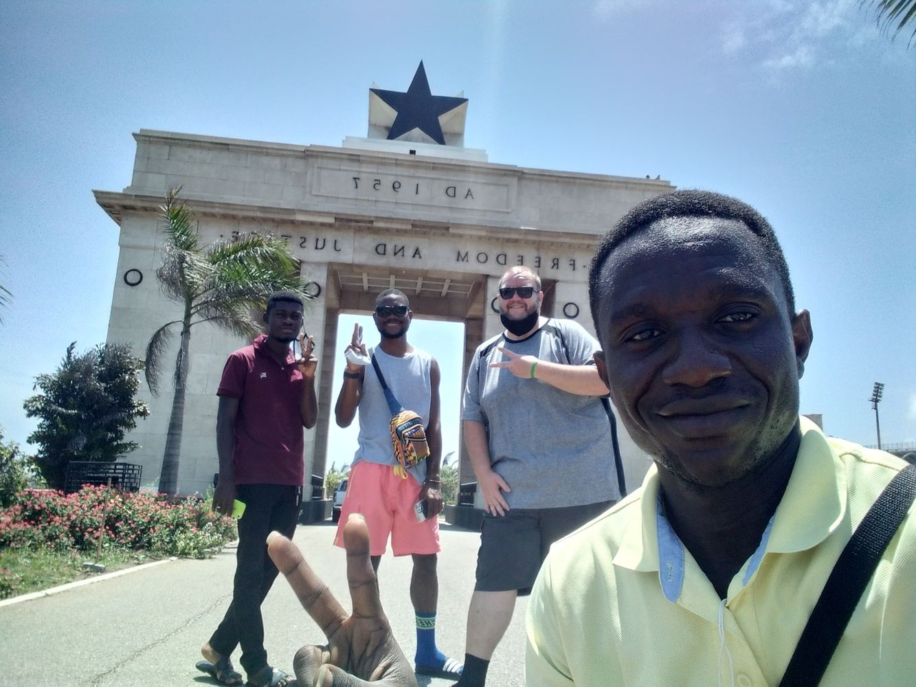 EXPERIENCE THE BEAUTY, HISTORY AND CULTURE OF ACCRA IN A DAY