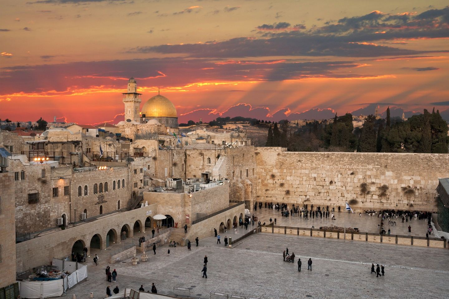 Dec. 4th-14th 2019 ISRAEL TOUR WITH RON AND ELANA CANTOR