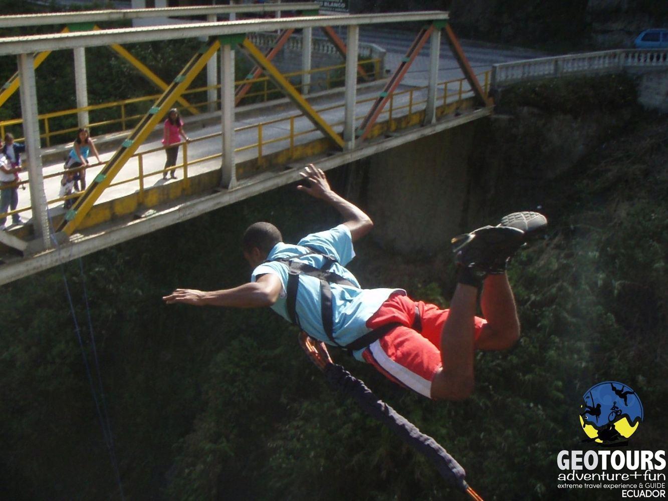 Swing Jump | Salto del Puente