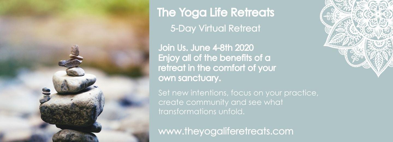 The Yoga Life Virtual Retreat