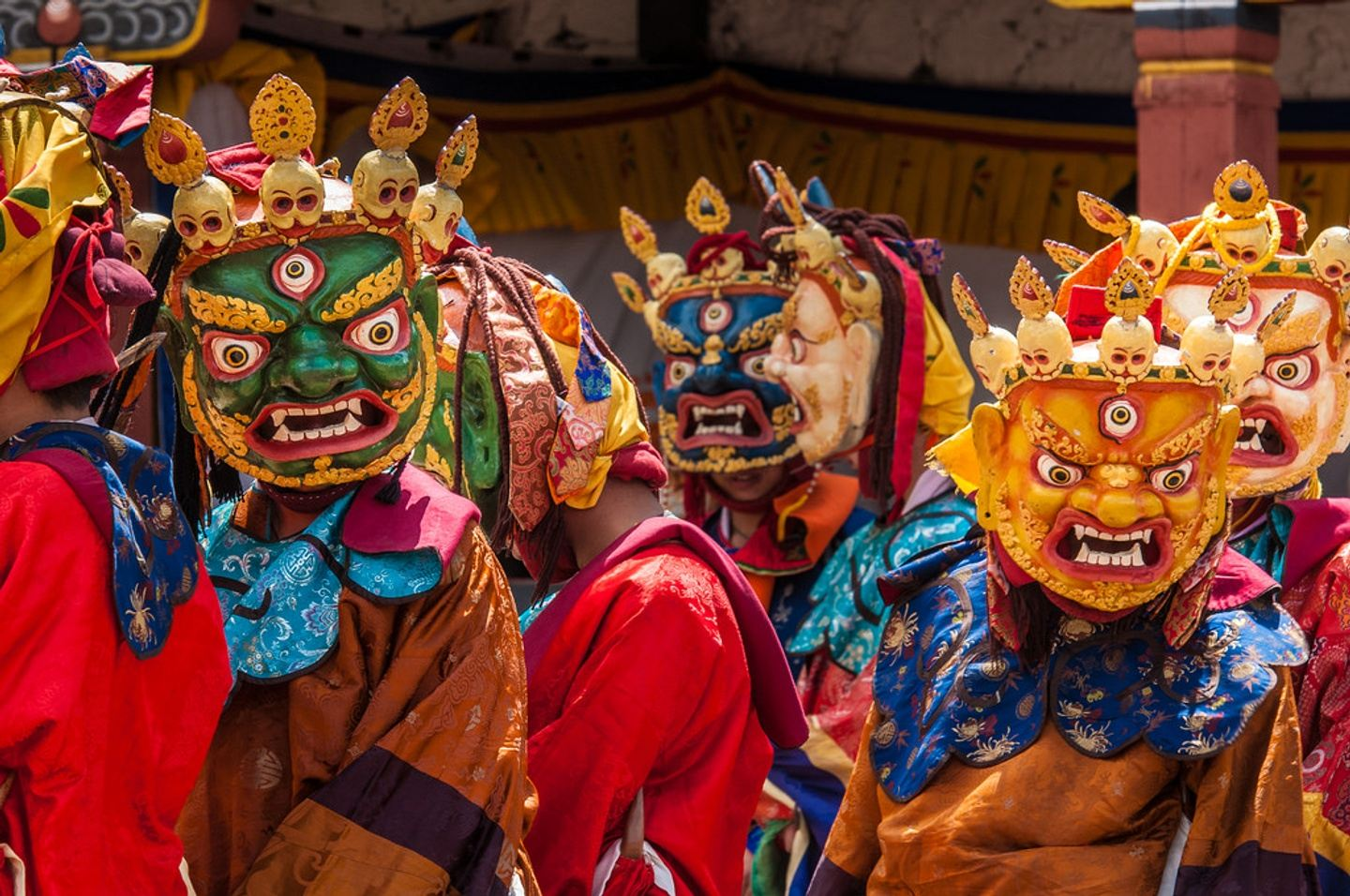 Spiritual Bhutan Journeys 12 Days
