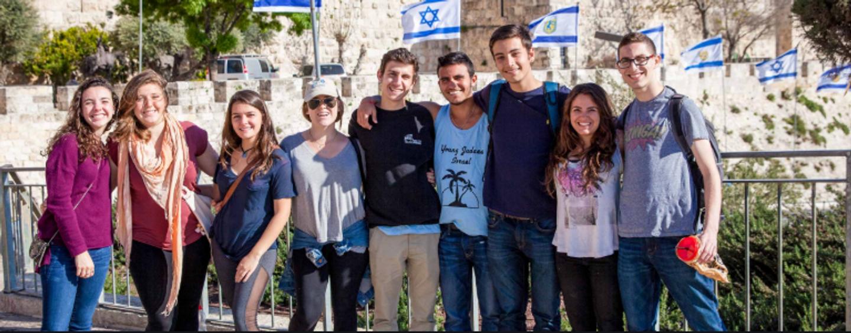 JOVENES ADULTOS A ISRAEL!