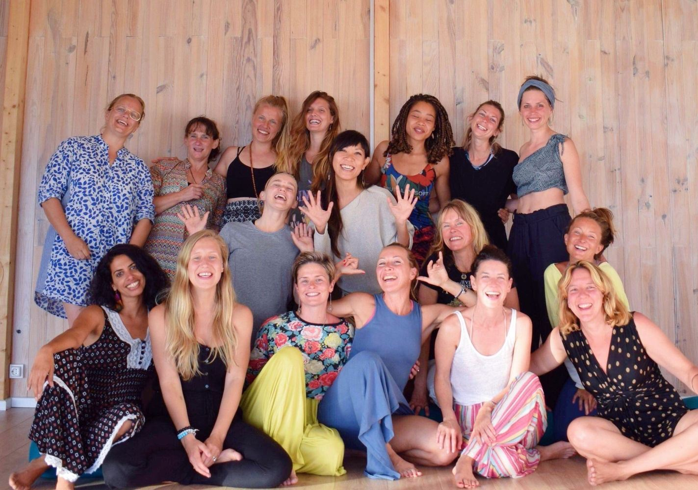 100 Hr Trauma-Informed Yoga Teacher Training