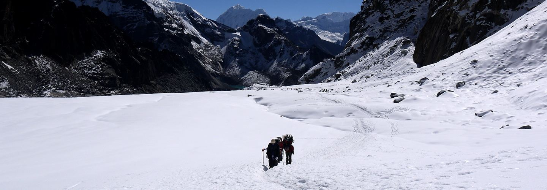 Calling Adventure To Everest  Three  Pass