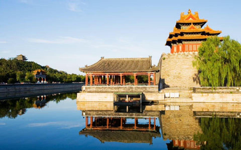 Exhilarating trip to china
