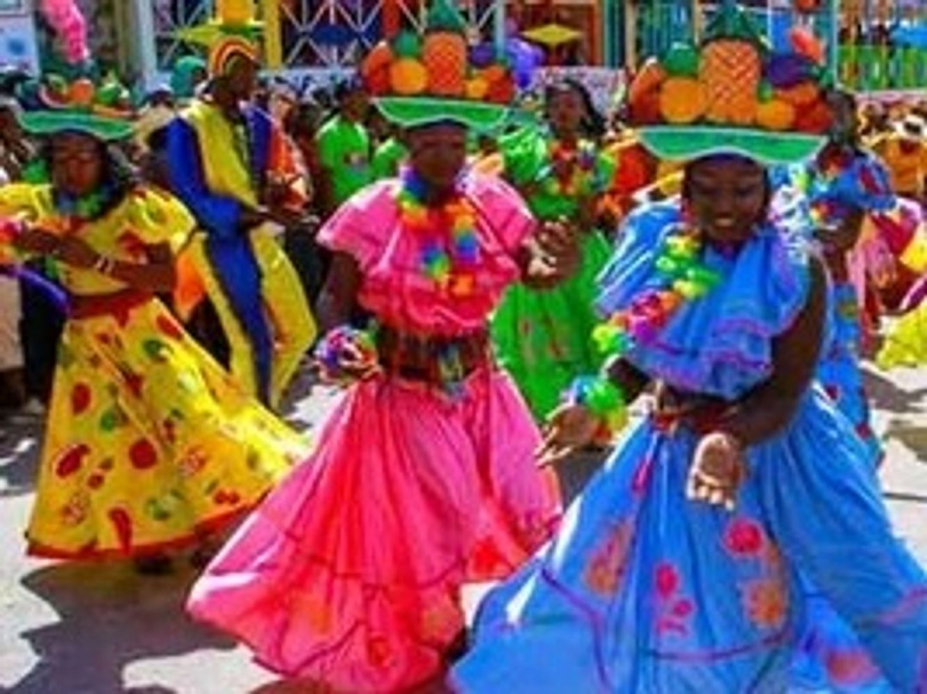 Carnival in Haiti!!!
