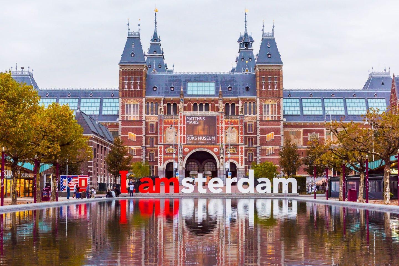 Amsterdam, Barcelona and Ibiza