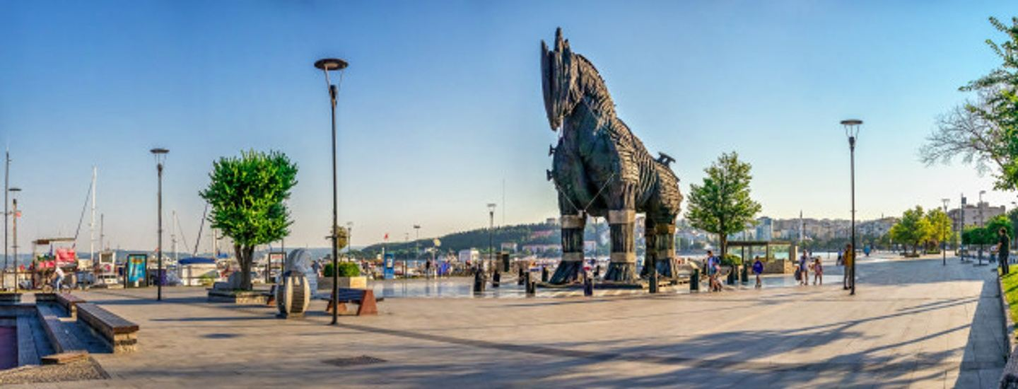 2021 Tourist Package for Turkey and Troy 10 days