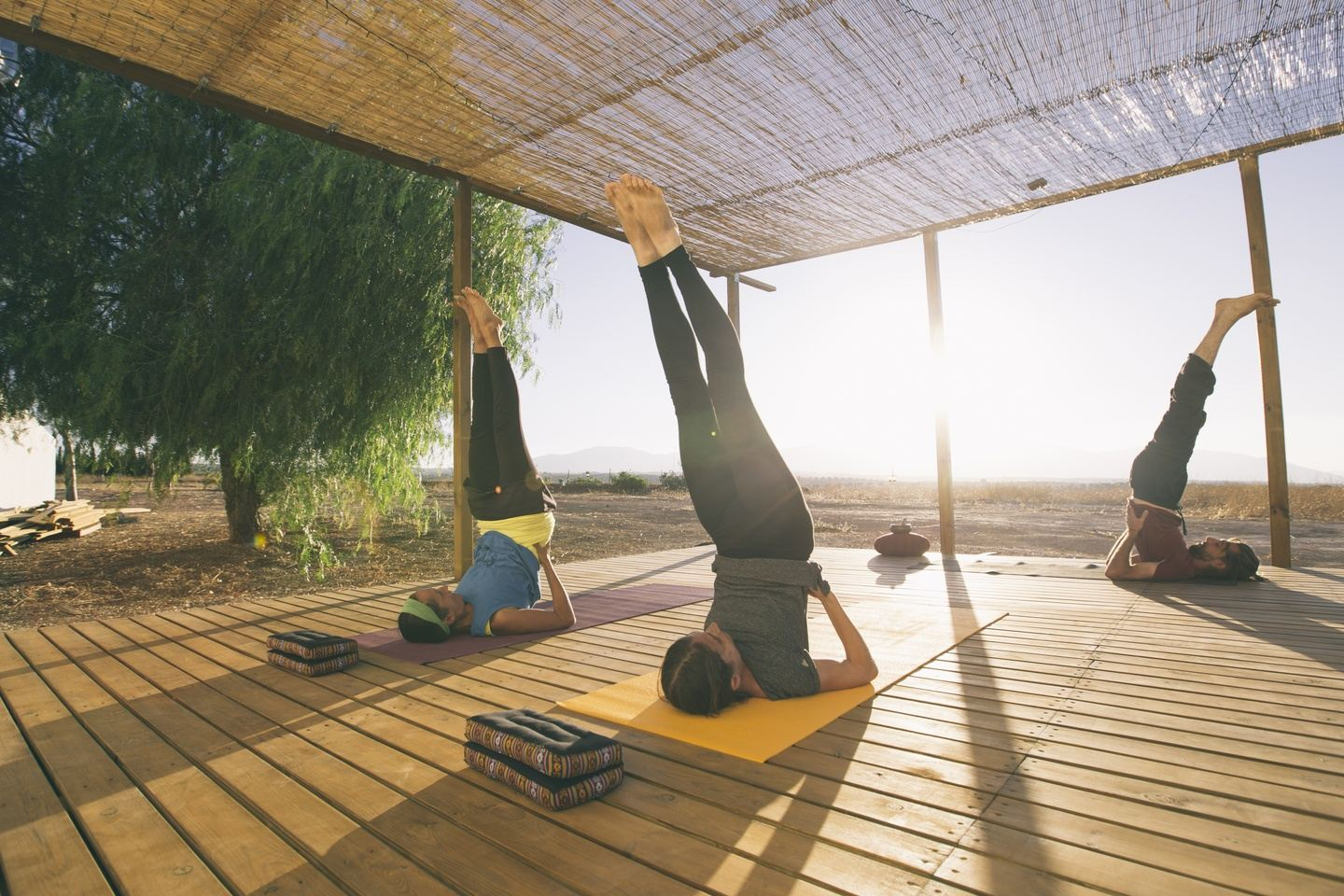 All inclusive 7 nights Meditation and Yoga Retreat in Spain from May 27th until June 3rd