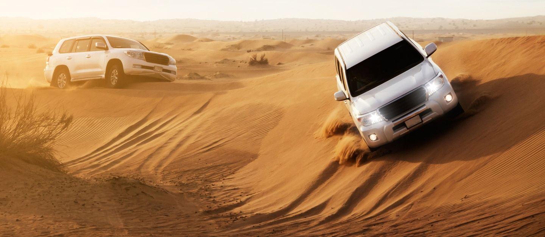 Exclusive Desert Safari