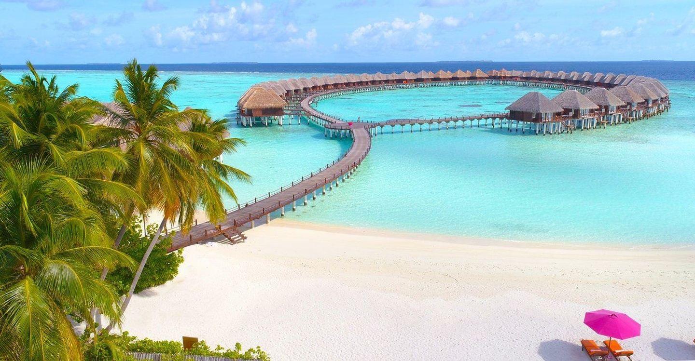 Maldives Sun Aqua Resort 5 night stay