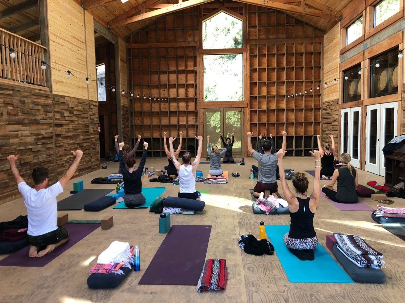Fall Renewal Yoga Retreat 2021