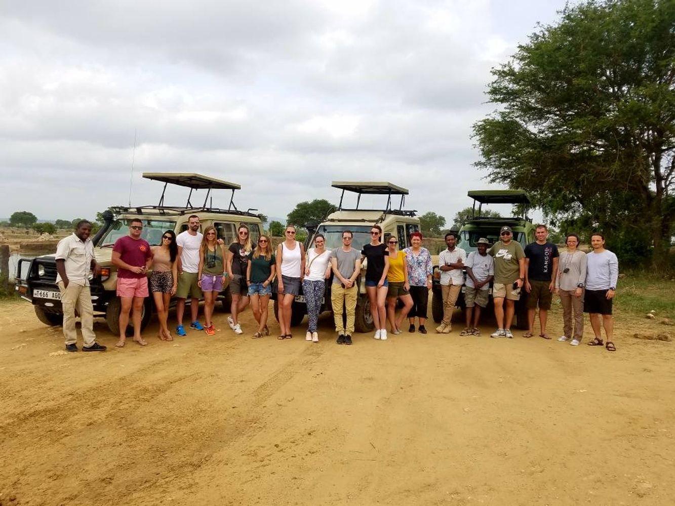 Adventure Tanzania Trip