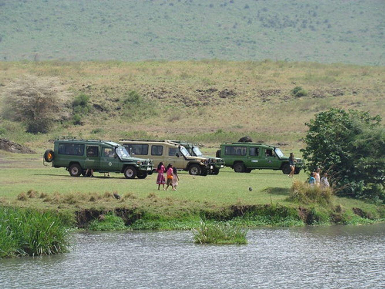 5 DAYS TANZANIA BUDGET/LUXURY PRIVATE BIG-5 SAFARI
