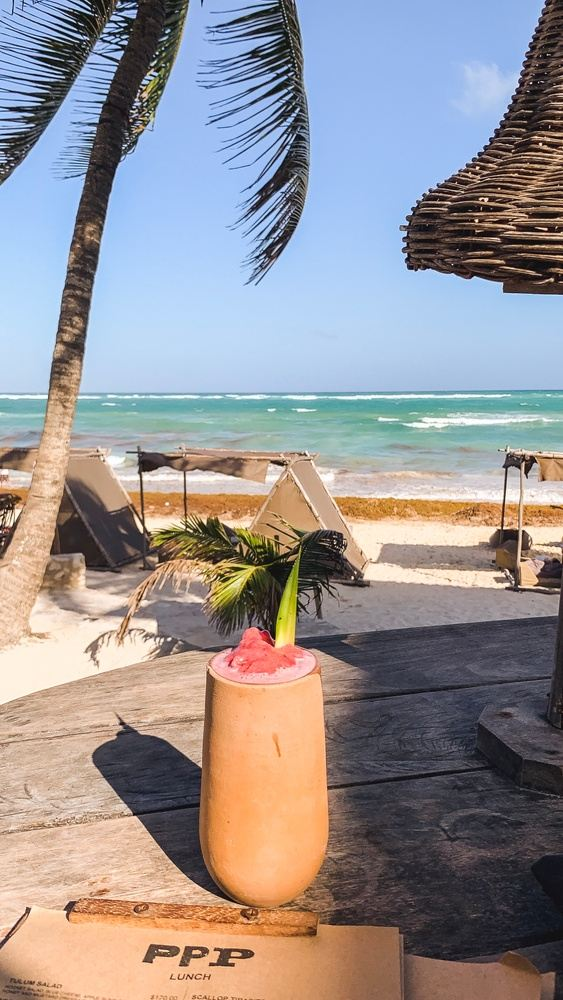 Beachy Mexico - Tulum & Cancun
