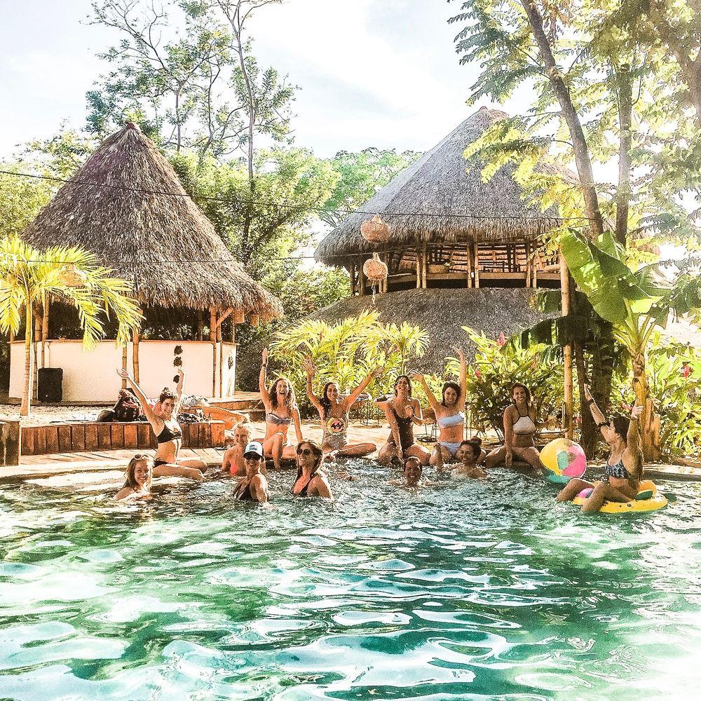Yoga & Surf Nicaragua - Jungle calling