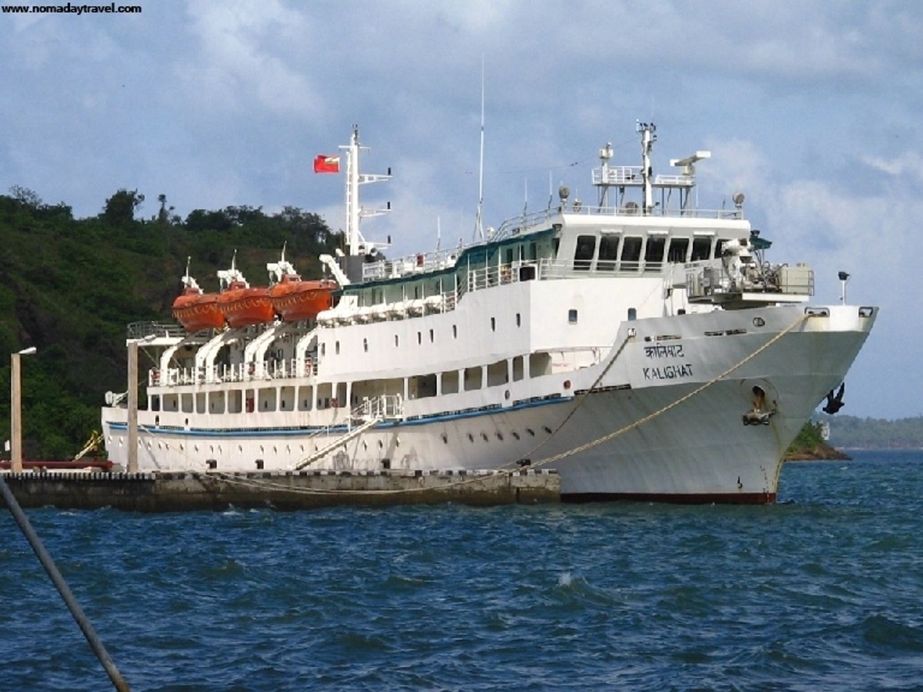 7N/8D Andaman Cruise Holidays